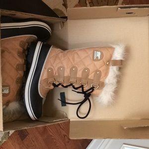 Tall Sorel Boots